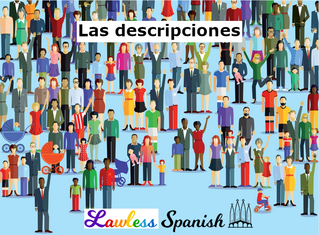 Spanish descriptions