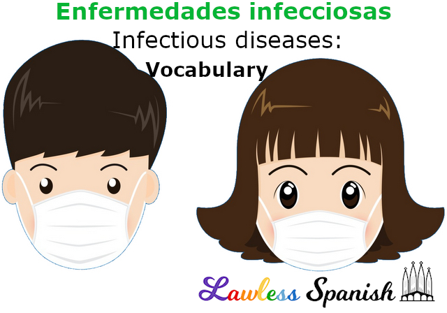 Infectious diseases - Spanish vocabulary