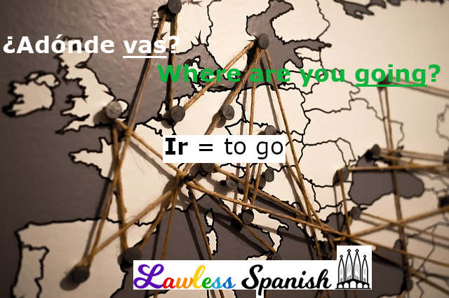 Ir - Spanish verb