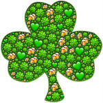 Spanish vocabulary for St. Patrick's Day