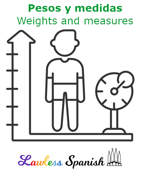Spanish weights and measures